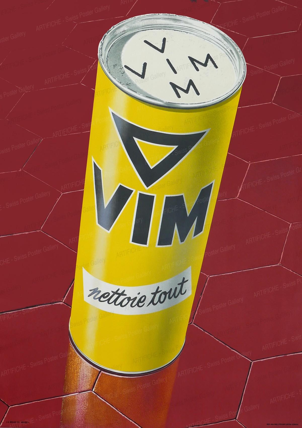 VIM nettoie tout, Lintas