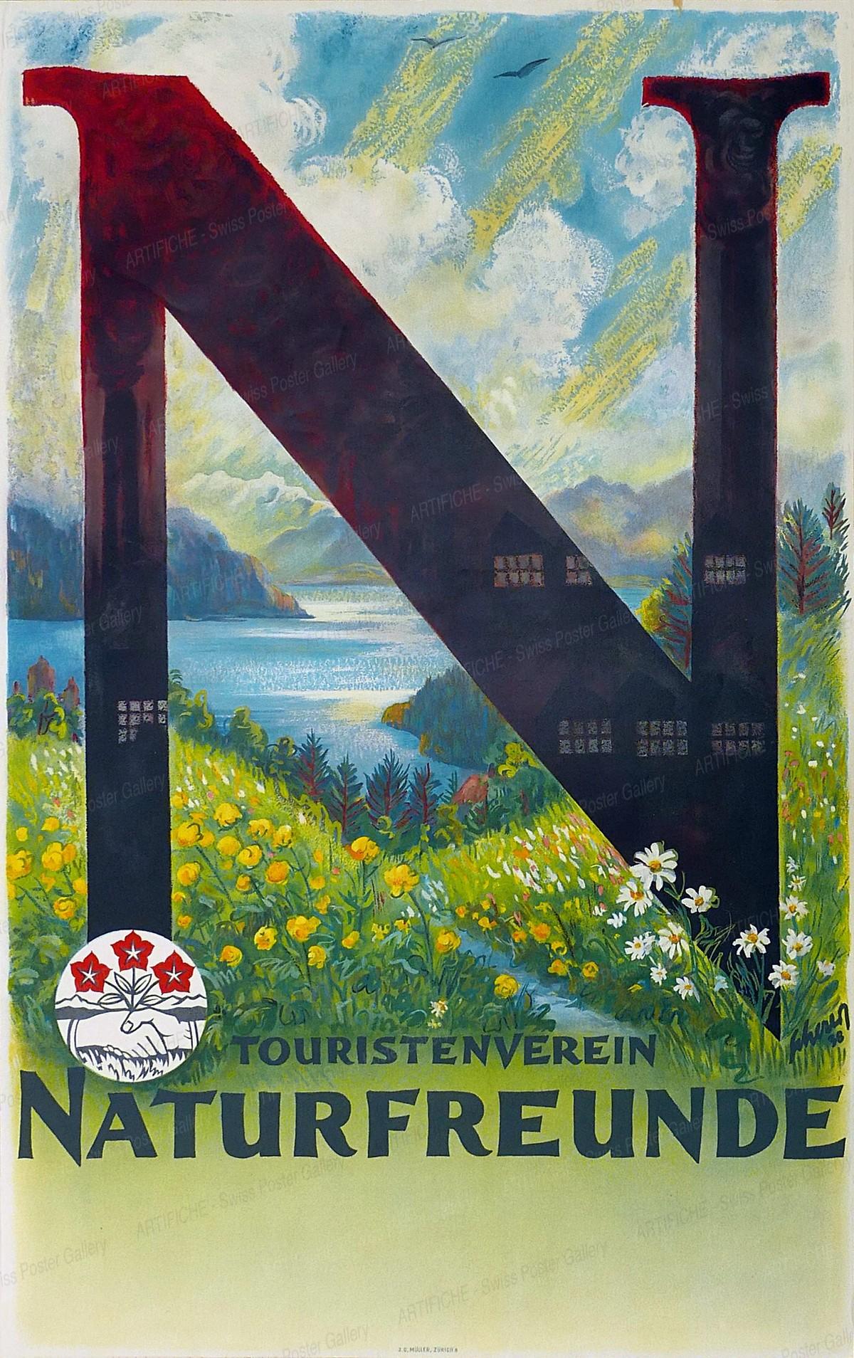 Touristenverein Naturfreunde, Carl Scherer