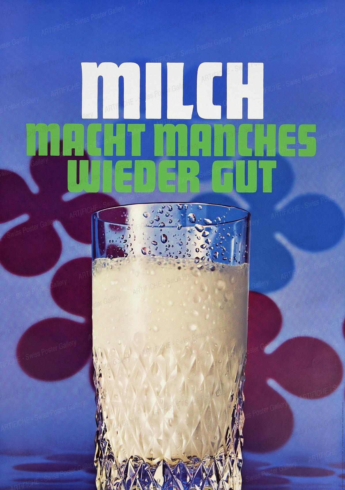 MILCH macht manches wieder gut, Gisler & Gisler