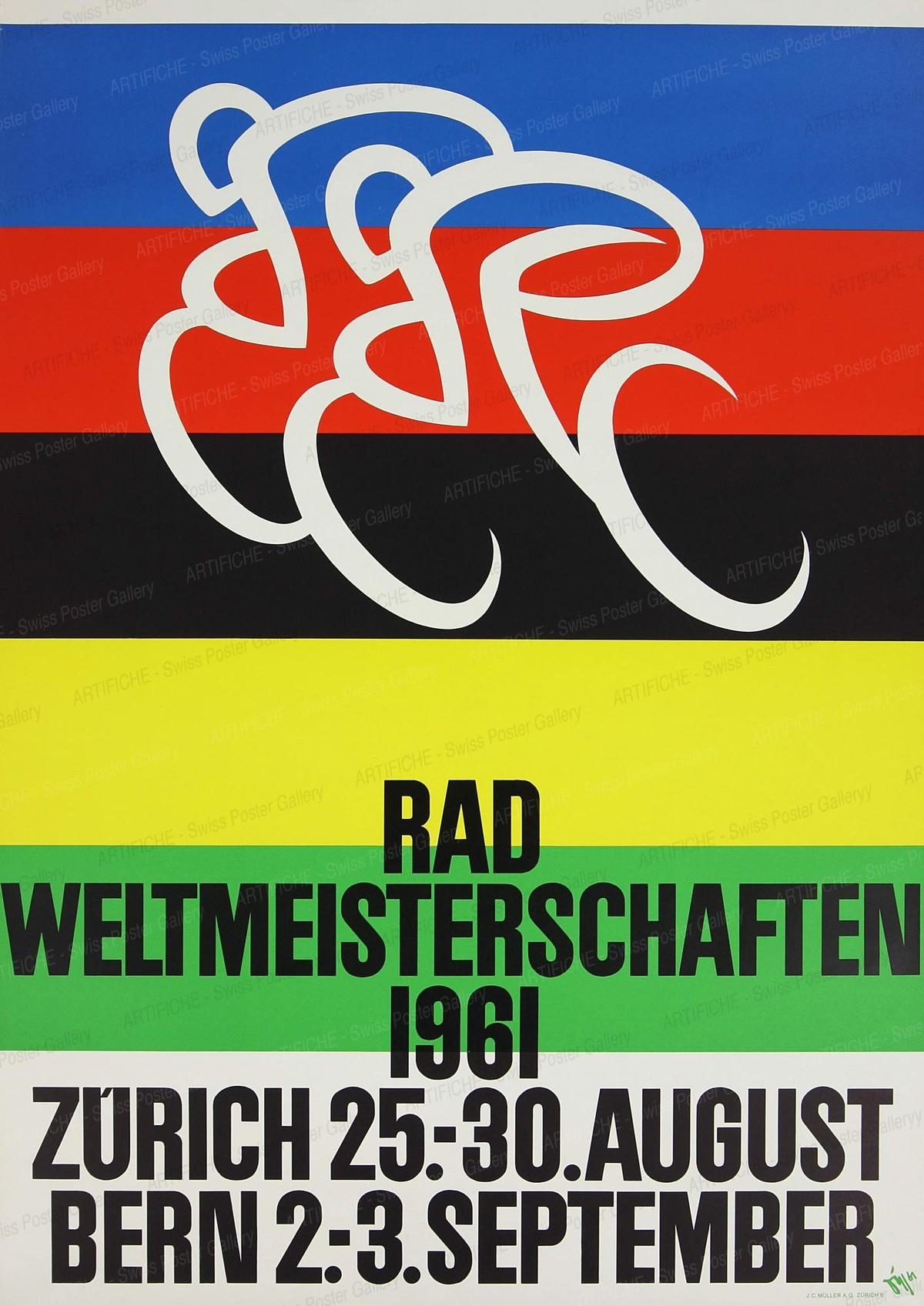 Cycling World Cup 1961, Alex Walter Diggelmann