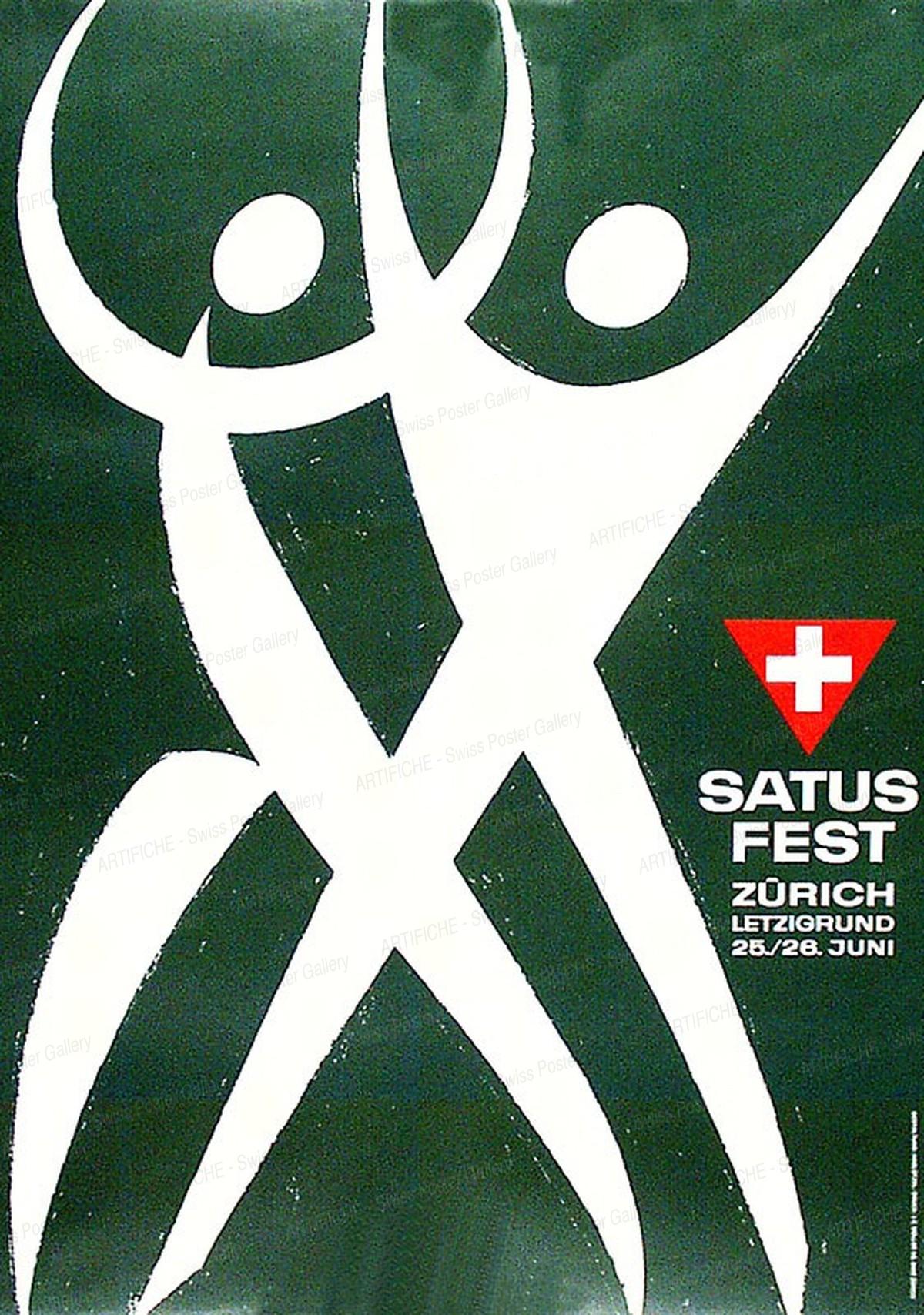 Festival Zurich Letzigrund 1965, Alfred Hablützel