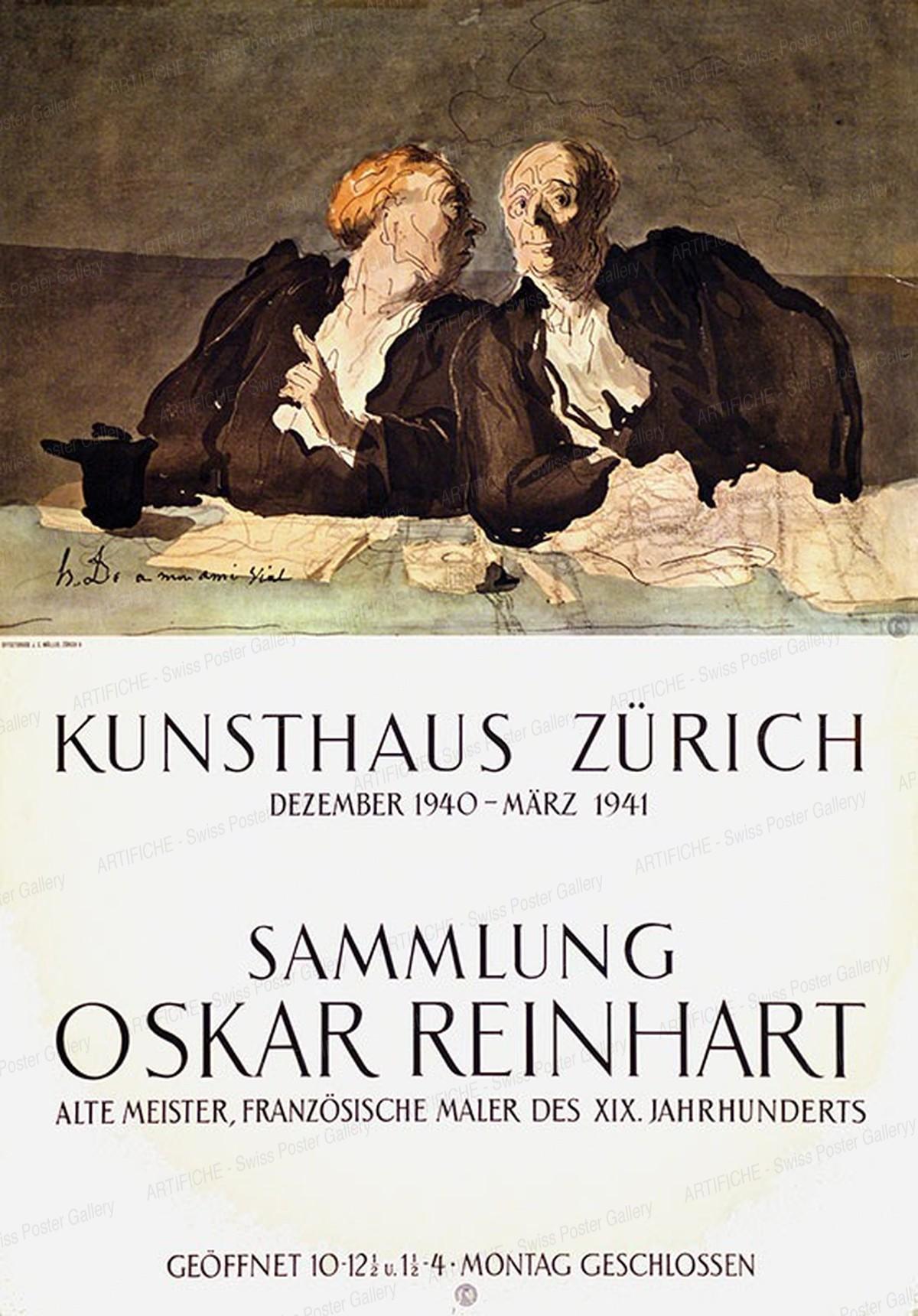 Zurich Museum of Fine Arts – collection Oskar Rheinhart, Artist unknown