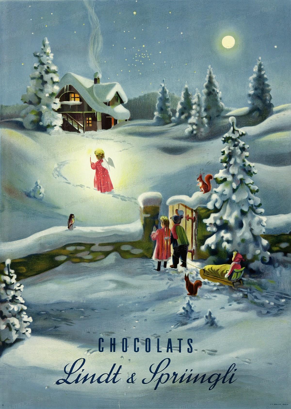 Chocolats Lindt & Sprüngli, Etienne Bucher