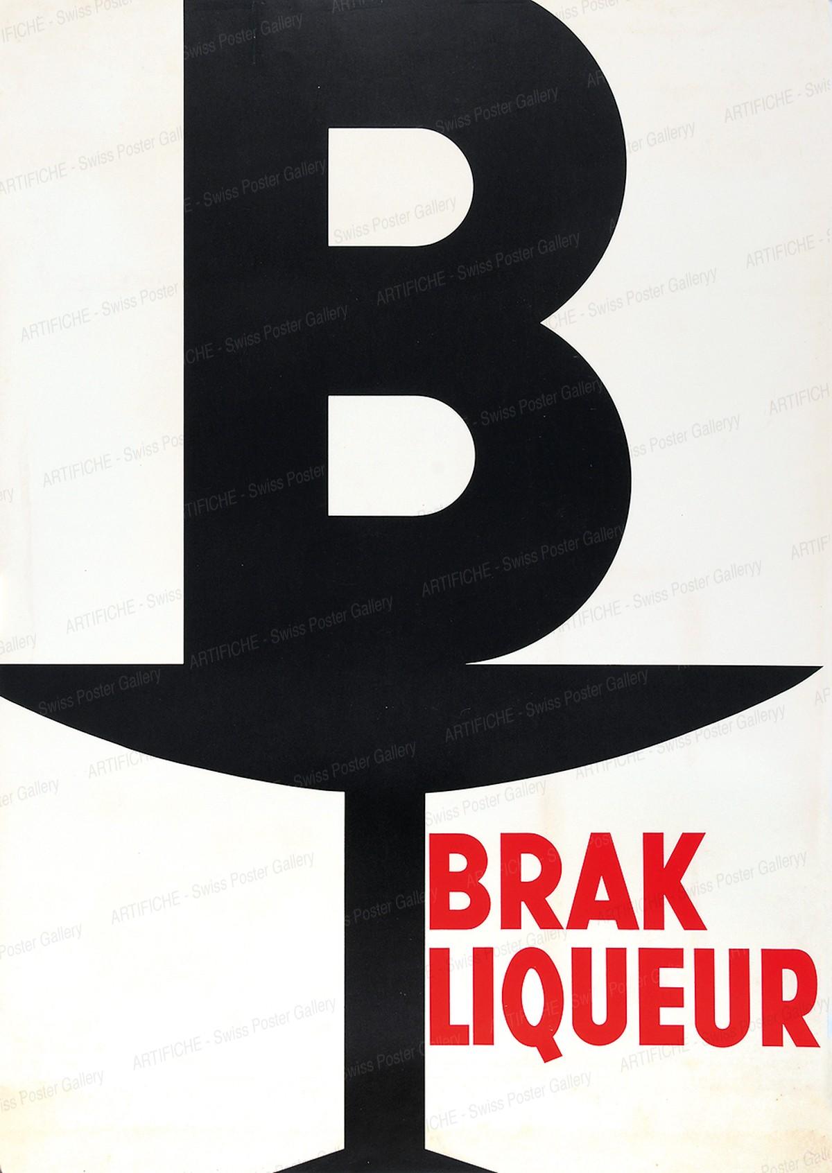 BRAK Liqueur, Otto Baumberger