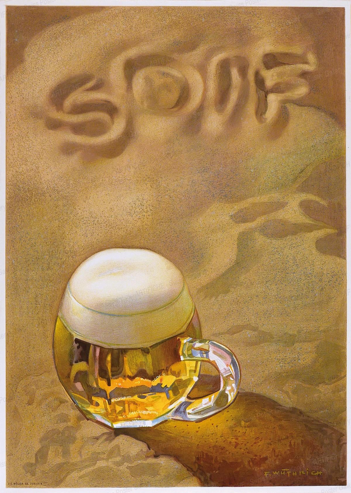 Soif (Bier), Fritz Wüthrich