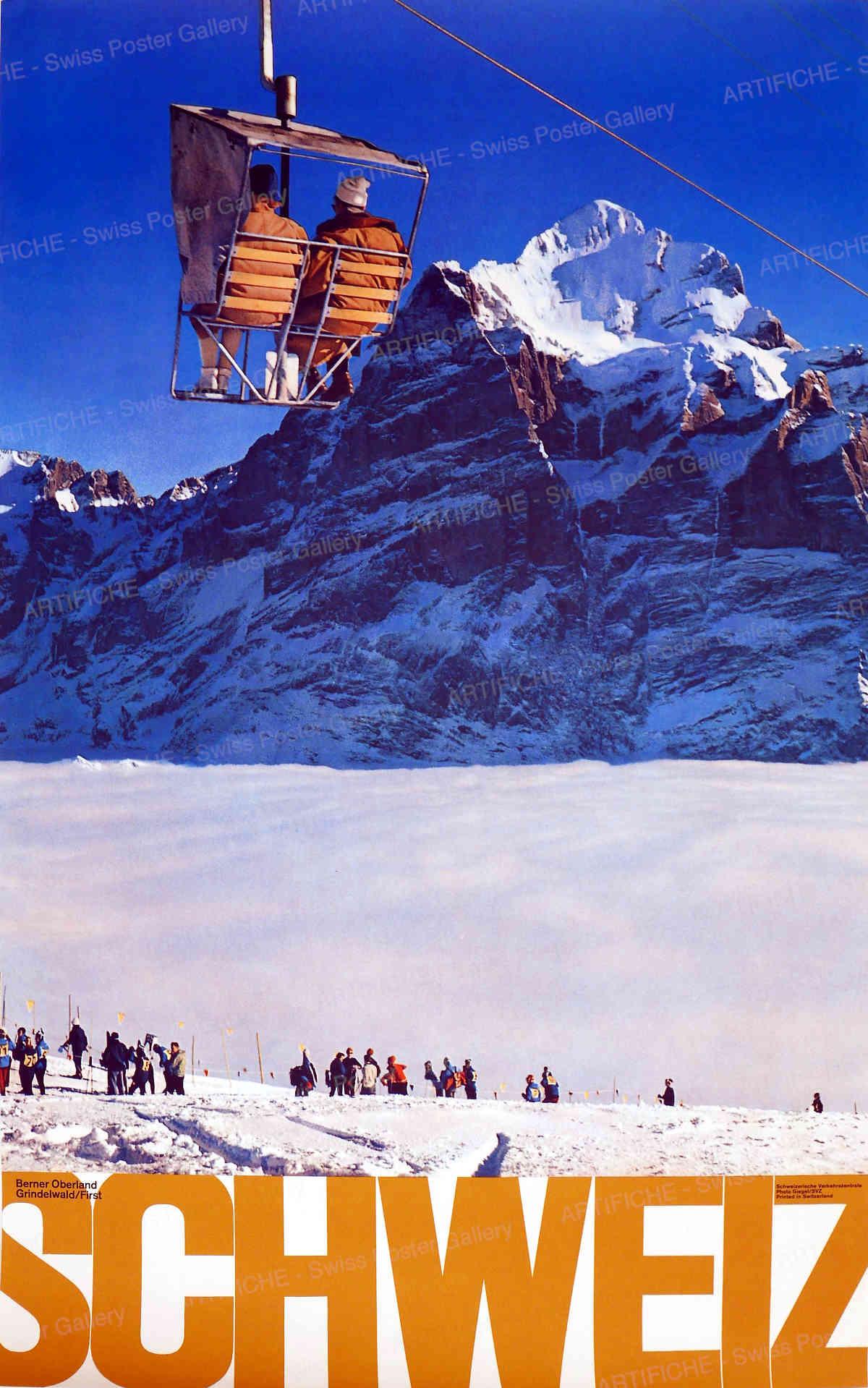 SCHWEIZ – Berner Oberland – Grindelwald First, Philipp Giegel