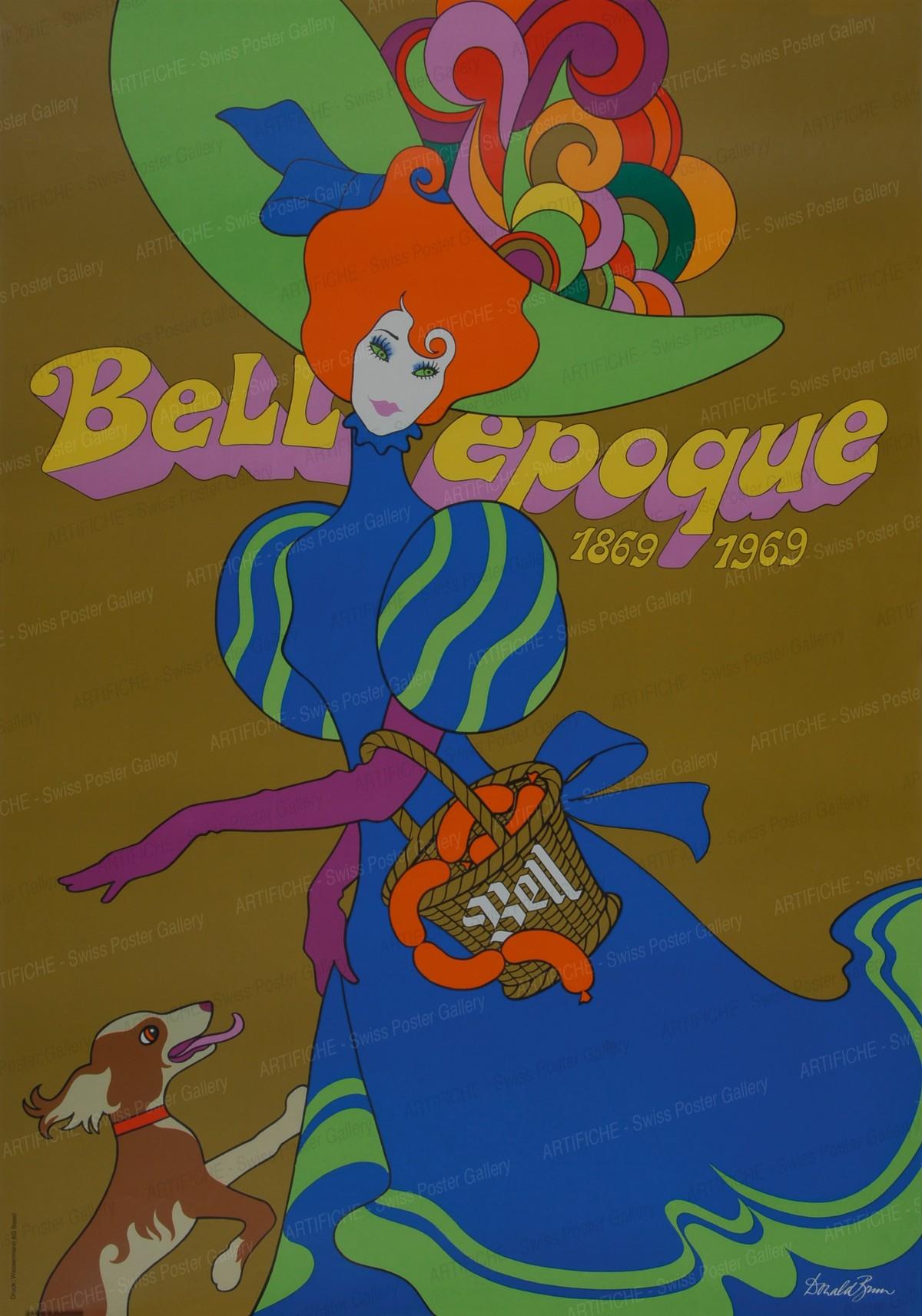 Bell Epoque – 1869 – 1969, Donald Brun
