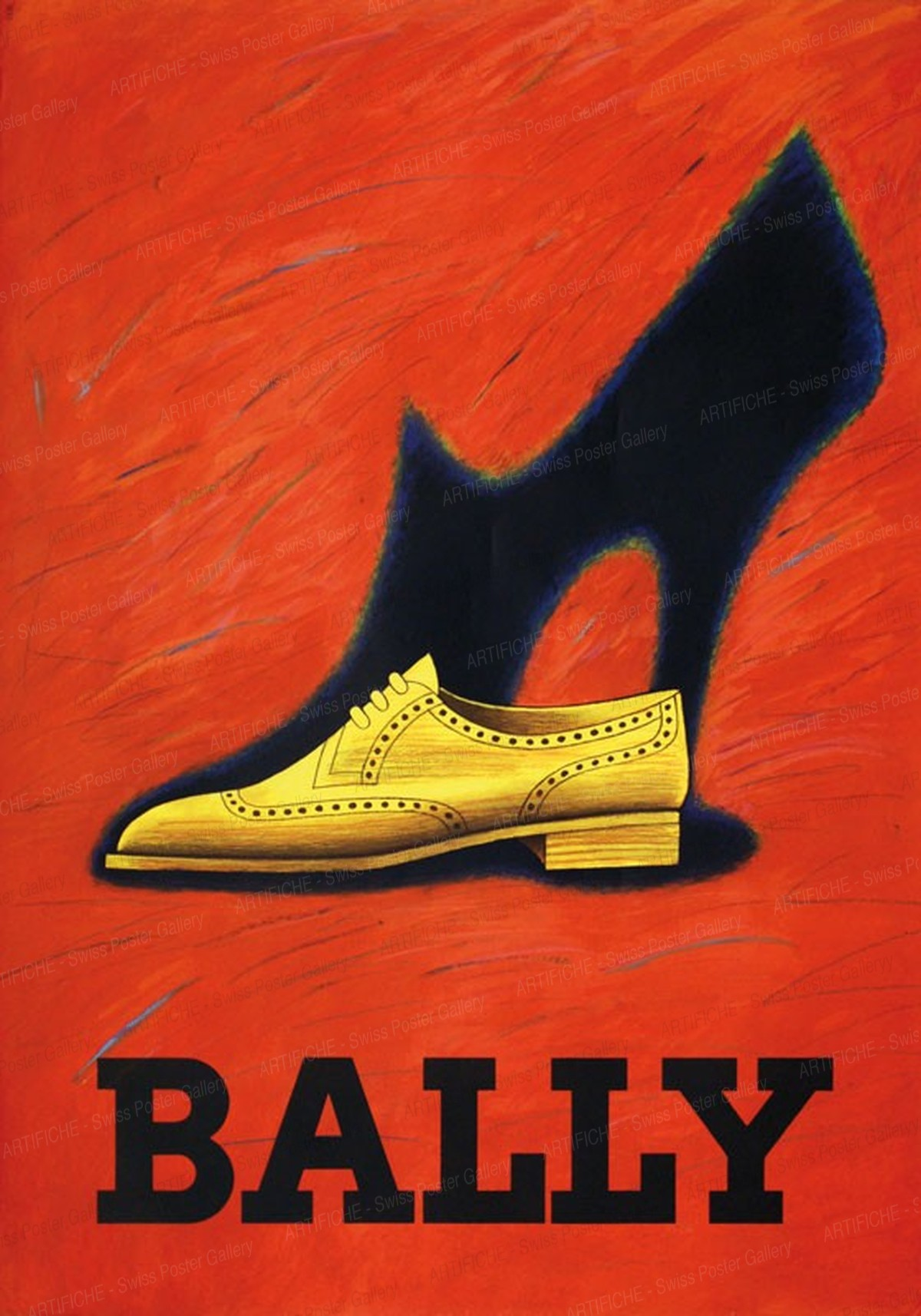 Bally Shoes, Willi Rieser
