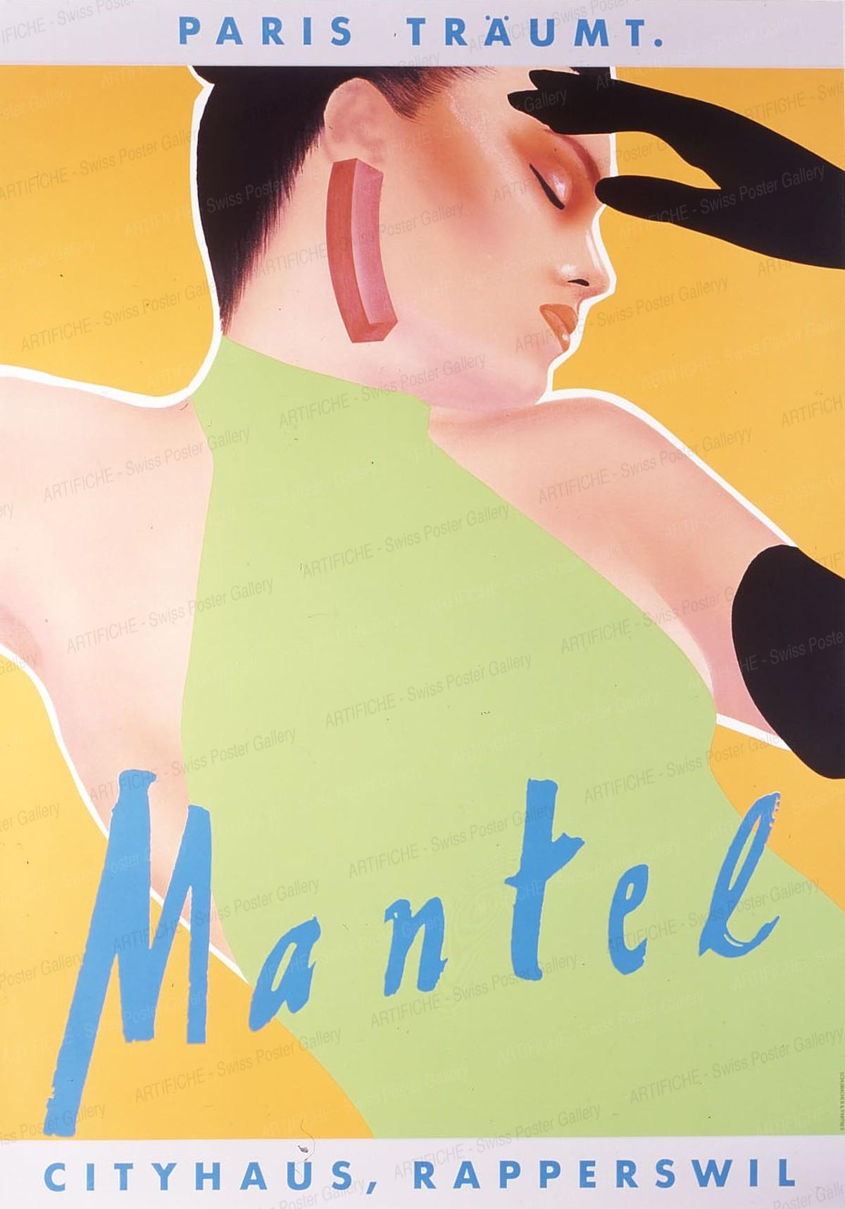 Cityhaus Mantel Fashion Store – Paris is dreaming., Rémy Fabrikant
