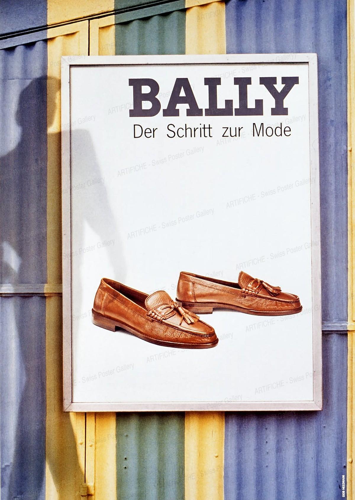 BALLY – Der Schritt zur Mode, DDB Doyle Dane Bernbach