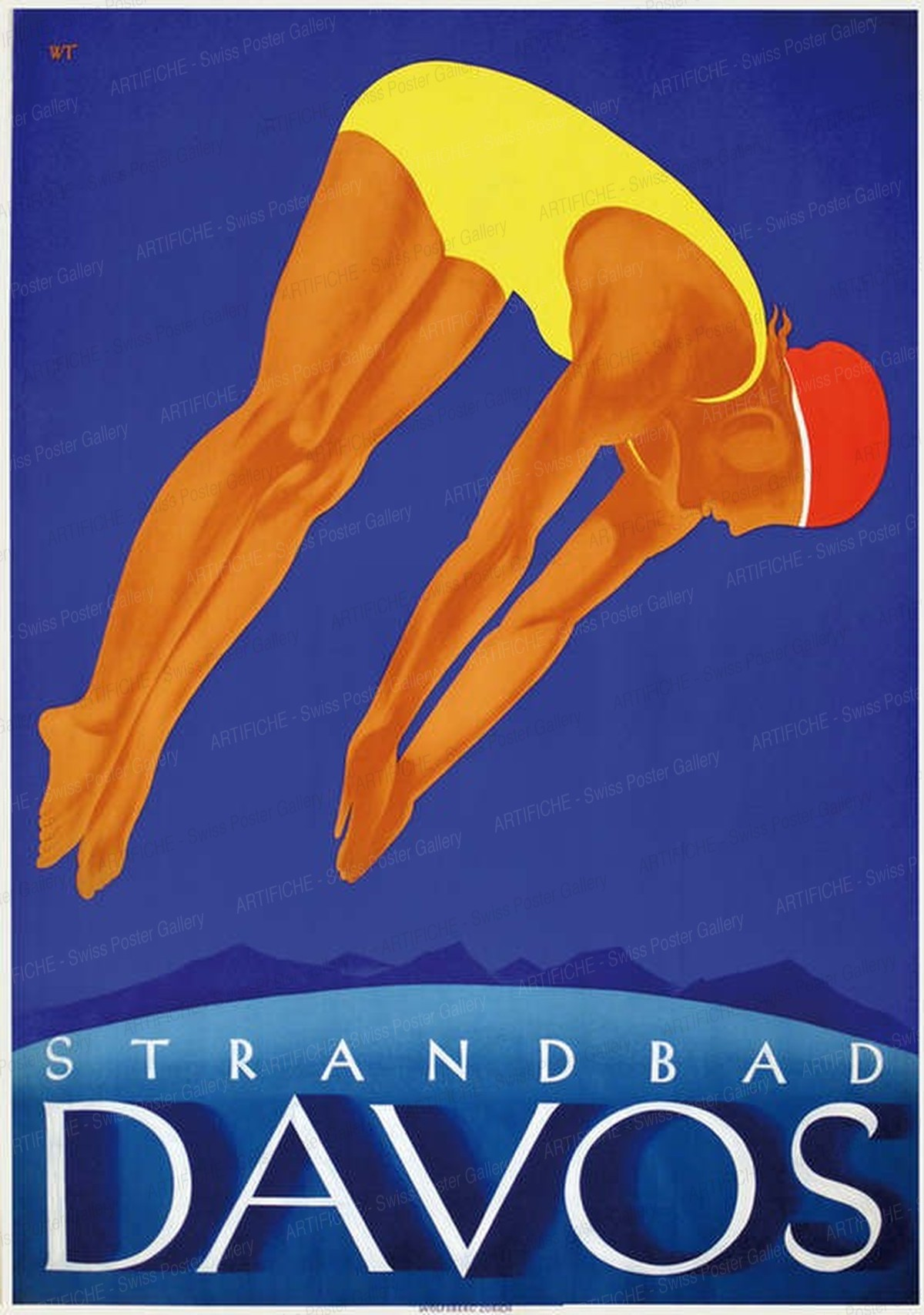 STRANDBAD DAVOS, Willy Trapp