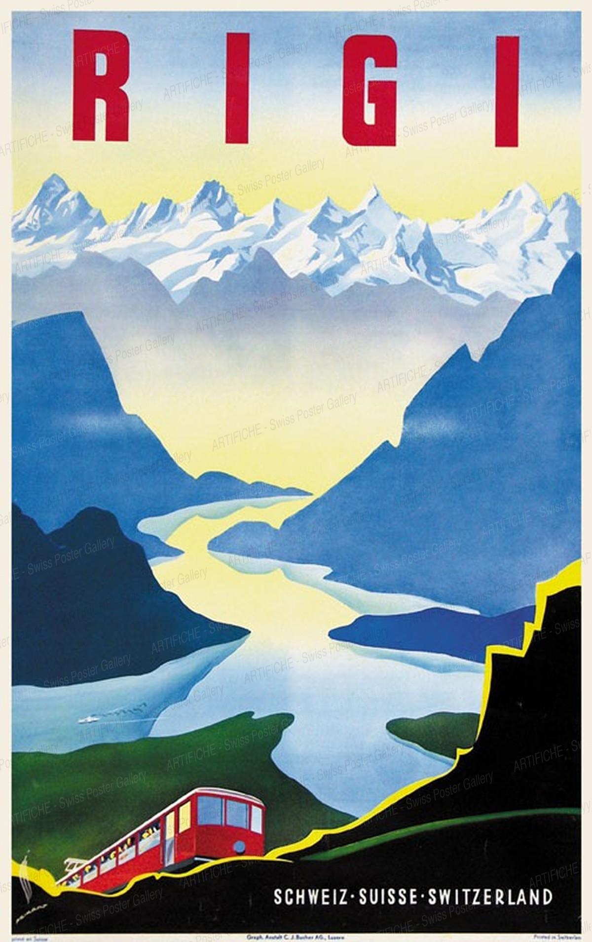 RIGI – Schweiz-Suisse-Switzerland, Martin Peikert