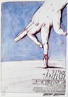 2. Berner Tanztage, Peter Gilgen