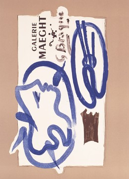 Galerie Maeght – Georges Braque, Georges Braque