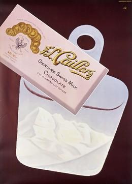 Cailler Schokolade, Charles Kuhn