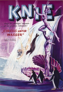 KNIE – Circus unter Wasser, Eugène Fauquex