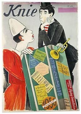KNIE – Sensationell 1950, Hans P. Schaad