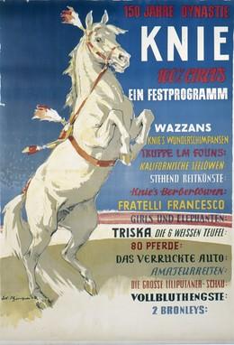 KNIE – 150 Jahre Dynastie, Edouard Elzingre