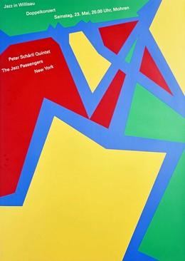 Jazz Willisau – Doppelkonzert – Peter Schärli Quintet – The Jazz Passengers – New York, Niklaus Troxler