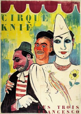 CIRQUE KNIE – Les Trois Francesco, Hans Schoellhorn