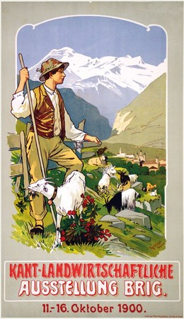 Brig Exhibition of Agriculture – Valais, Anton Reckziegel