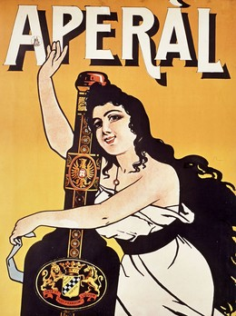 APERÀL Liquor, Artist unknown