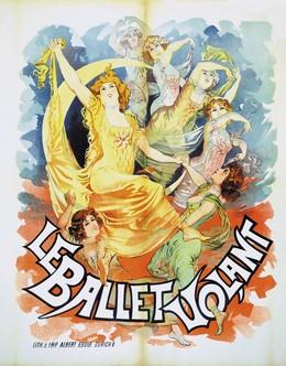 LE BALLET VOLANT, Artist unknown