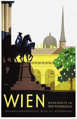 Wien – Fremdenvekehrsstelle Wien, Hermann Kosel