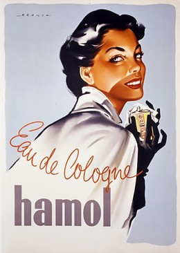 Hamol Eau de Cologne, Brause