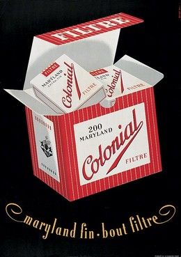 Colonial – Filtre, Bideau