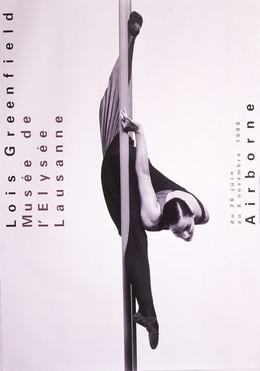 Musée de l'Elysée Lausanne – Balett Airborne – Lois Greenfield, Werner Jeker