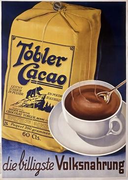 Tobler Cacao, Artist unknown