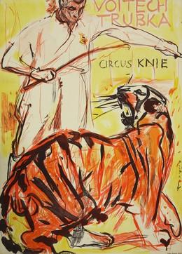 CIRCUS KNIE – VOITECH TRUBKA, Hans Falk