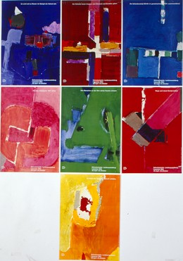 Schweizerische Landesausstellung Lausanne 1964 (7 teilig) – Exposiziun naziunala Svizzera (7-teilig), Hans Falk