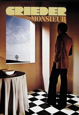 GRIEDER MONSIEUR, Christian Coigny
