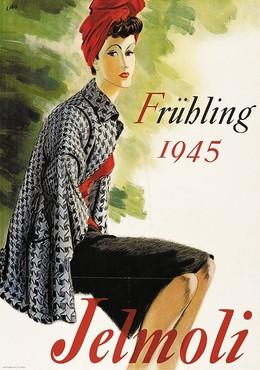 Jelmoli – Frühling 1945, Herbert Berthold Libiszewski