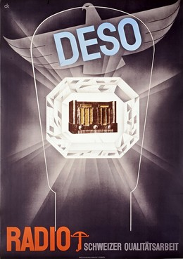 DESO RADIO – SCHWEIZER QUALITÄTSARBEIT, Charles Kuhn