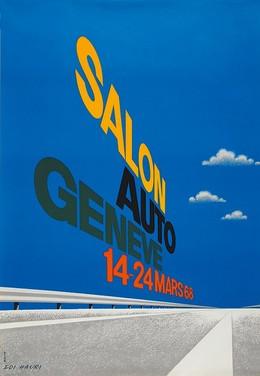 Geneva Motor Show, Edi Hauri