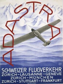 Adastra – Schweizer Flugverkehr, Monogram LH