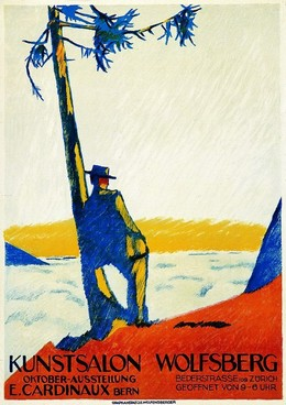 KUNSTSALON WOLFSBERG – Oktober-Ausstellung E. CARDINAUX BERN, Emil Cardinaux