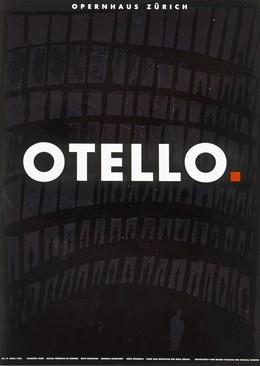 Opernhaus Zürich – Otello, K. Domenic Geissbühler