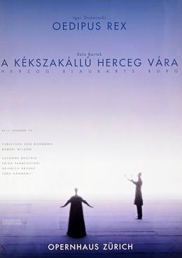 Zurich Opera House – Oedipus Rex, K. Domenic Geissbühler