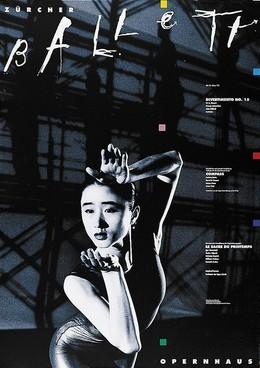 "Opernhaus Zürich – Zürcher Ballett ""Le Sacre du Printemps"", K. Domenic Geissbühler"
