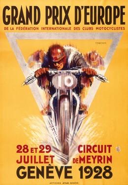 Grand Prix d'Europe, Francis Portier
