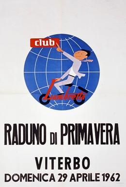 Club Lambretta – RADUNO DI PRIMAVERA VITERBO 1962, Milano Flle Bonetti