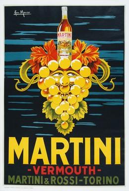 MARTINI – VERMOUTH – Martini & Rossi Torino (third edition), San Marco