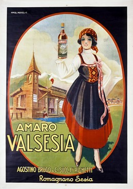 Amaro Valsesia, Artist unknown