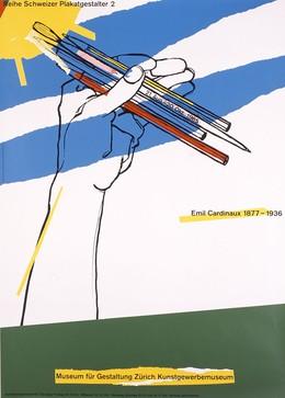 Museum für Gestaltung Zürich – Emil Cardinaux (1877-1936), Paul Brühwiler