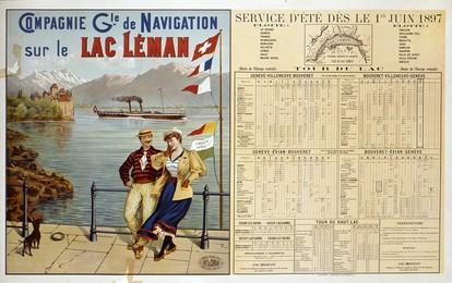 Compagnie de Navigation sur le Lac Léman, Dreyma De