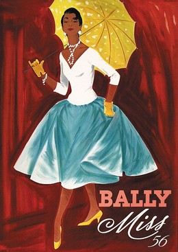 BALLY – Miss 56, Franz Breitschmid